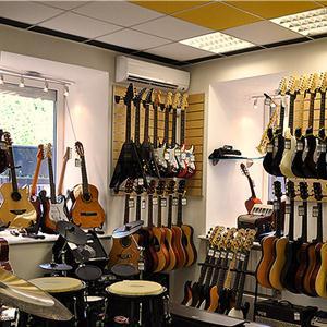Музыкальные магазины Исаклов