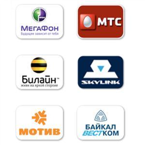 Операторы сотовой связи Исаклов
