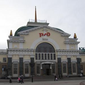 Железнодорожные вокзалы Исаклов