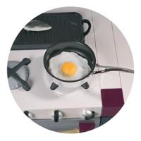 Кафе Ялта - иконка «кухня» в Исаклах